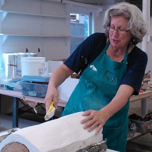 Donna Lashof, potter