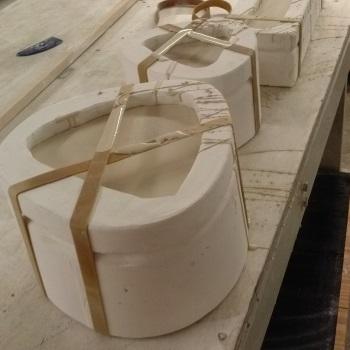 Casting nesting bowls