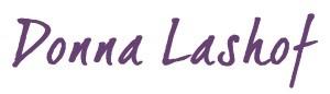 Donna Lashof signature