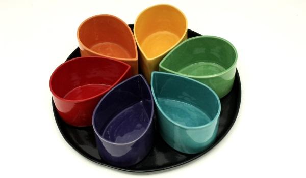 Teardrop Bowls